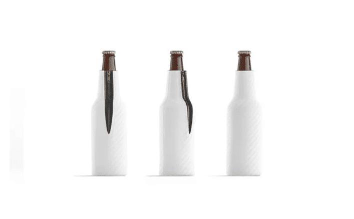wine cooler koozie