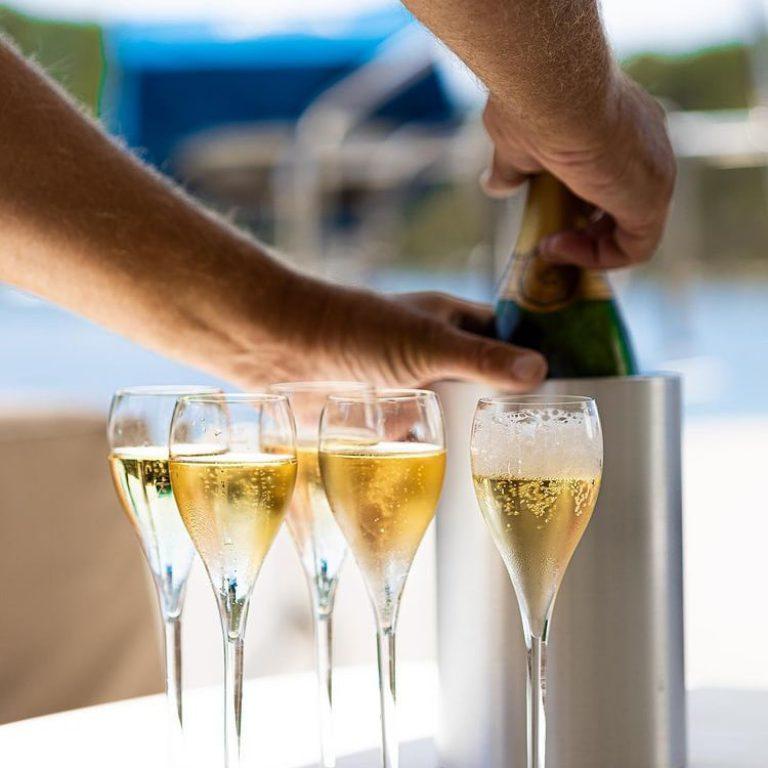 coolenator champagne cooler